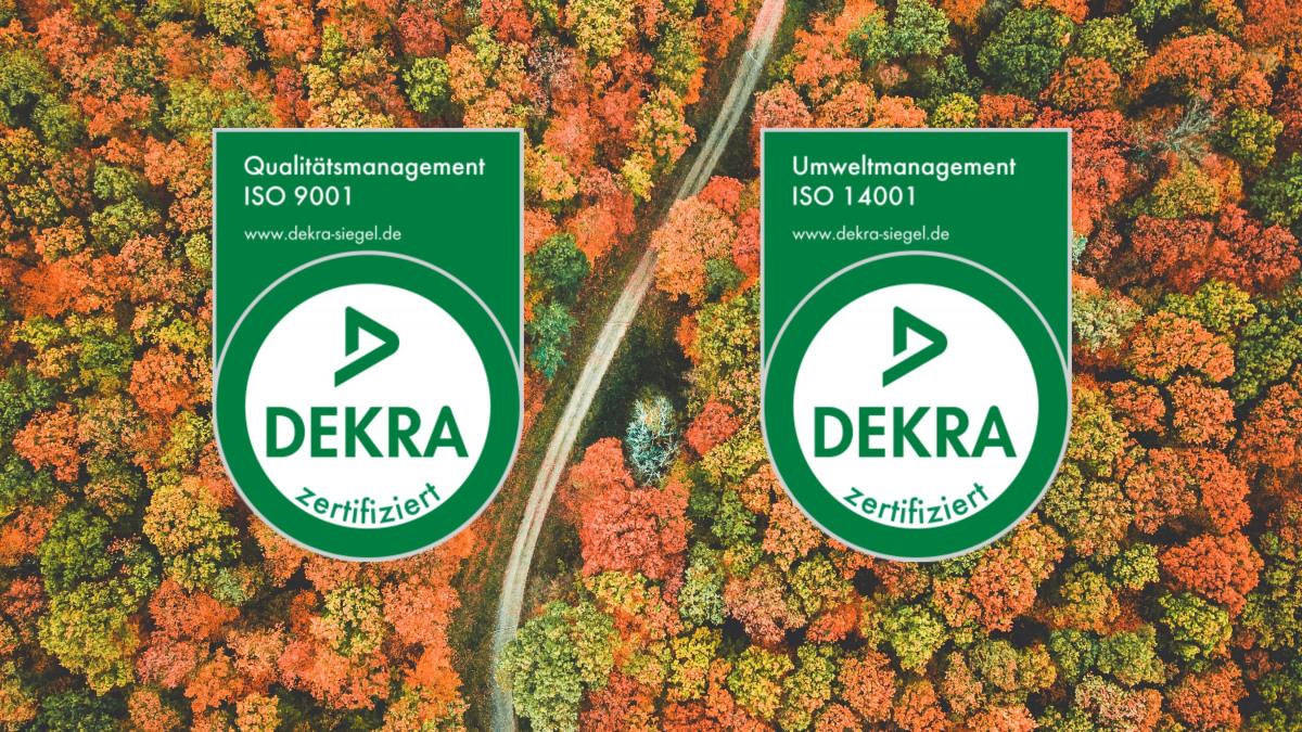 ISO 14001: Nummer für Nachhaltigkeit
