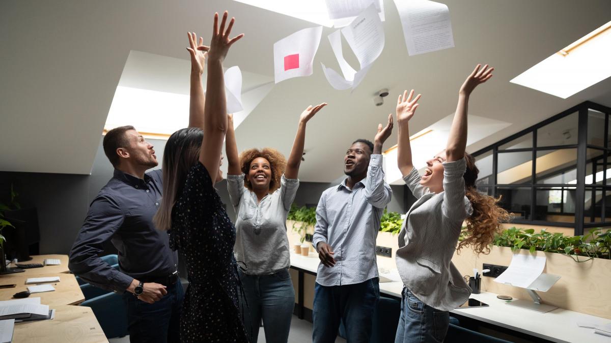 Digital Office: Wie kommen wir los vom Papier?