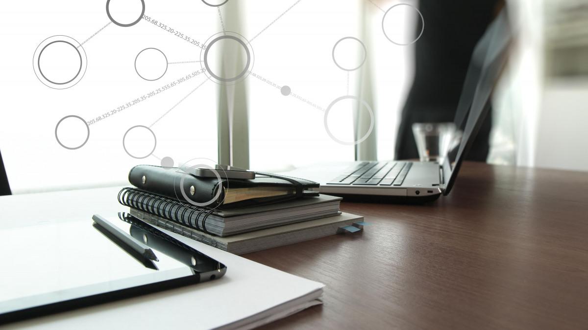 Digitales Büro: fast schon so was wie Realität