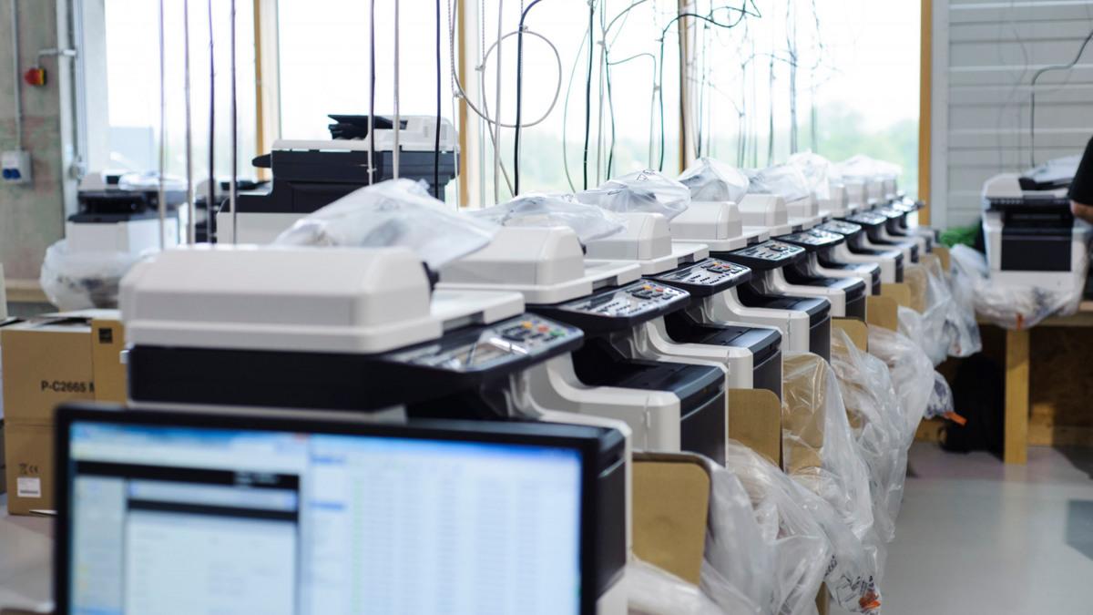 20 Mitarbeiter für 200.000 Systeme