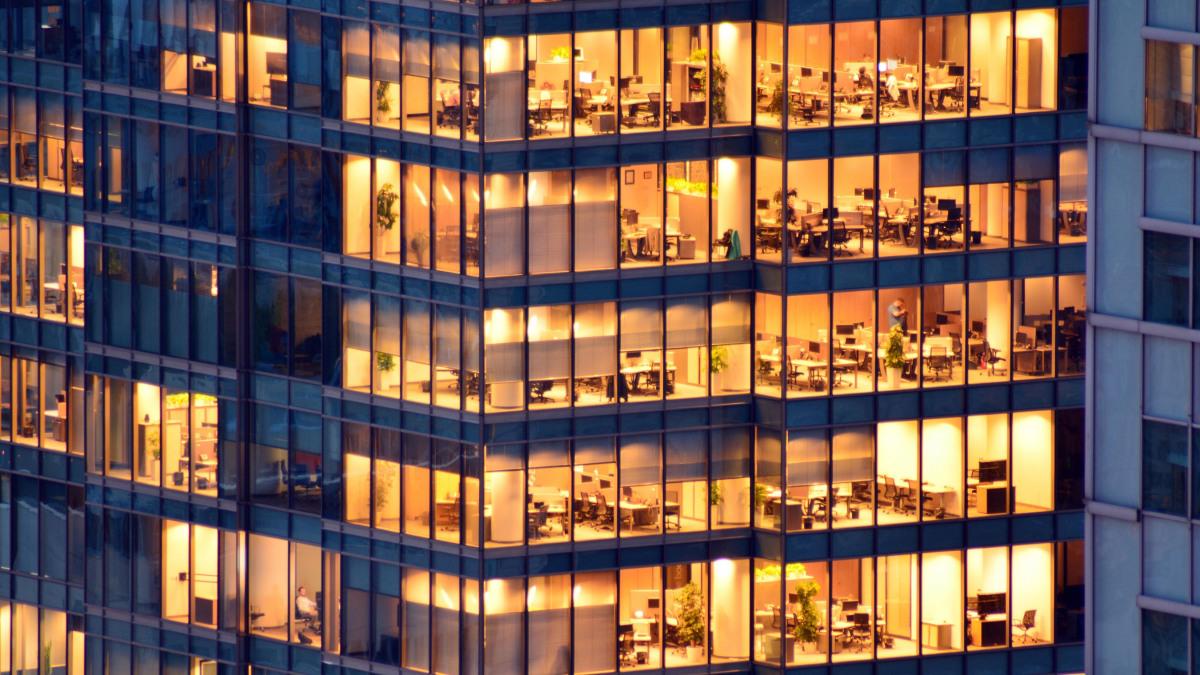 Fünf Wege, im Büro zu sparen