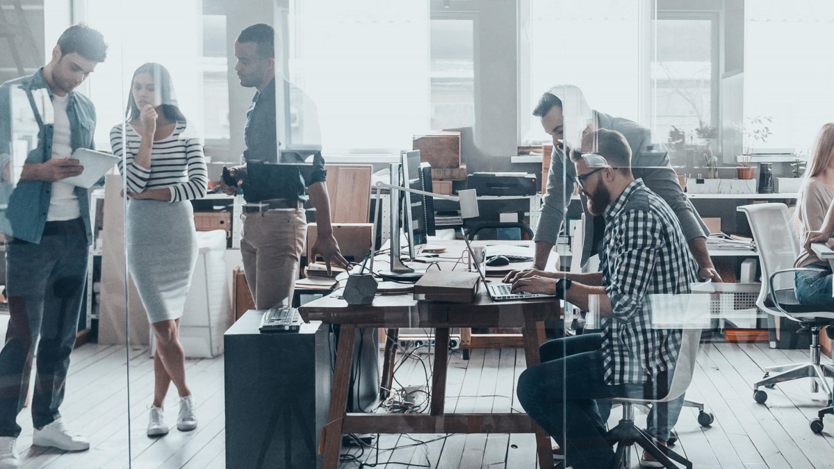 Smarter arbeiten am Digital Workplace